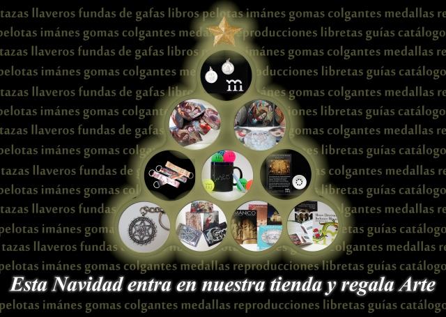 anuncio tienda navidad