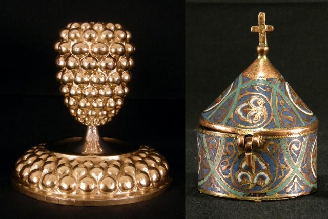 Pokal     Píxide románico