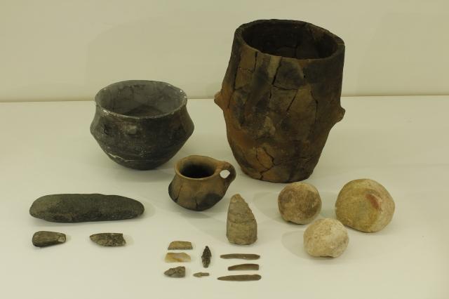 Prehistoria y Edad del Bronce
