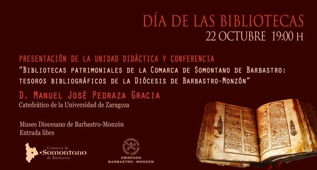 invitación BIBLIOTECAS