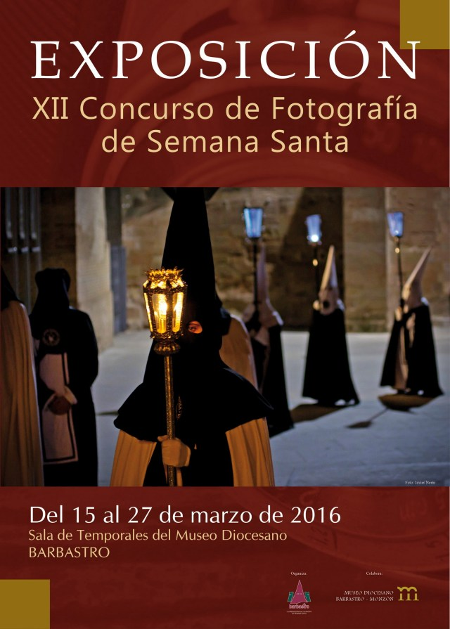 Cartel Exposición fotografía 2016 facebook