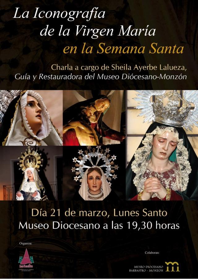 Charla Museo Lunes Santo facebook