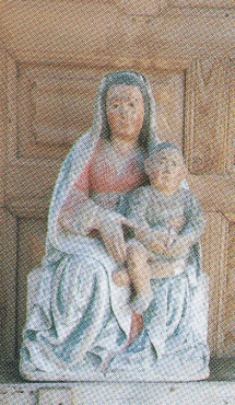 Virgen de Los Cabanasses