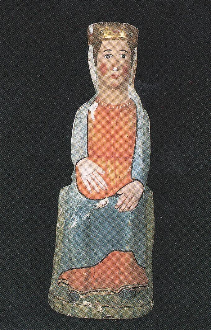 Virgen del Congost