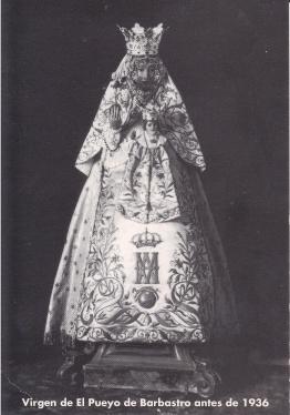 virgen del Pueyo