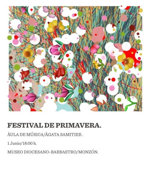 festival de primavera 2