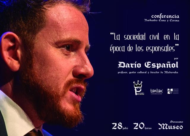 tarjetón conferencia Darío 2016