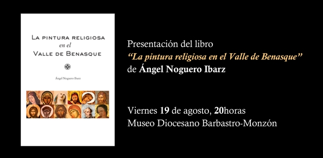 presentación libro Ángel Noguero