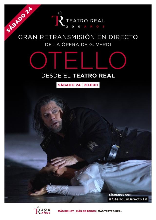 Otello_PosterA3_ESP