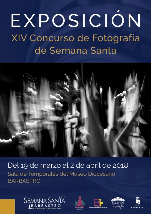Cartel Exposición fotografía 2018