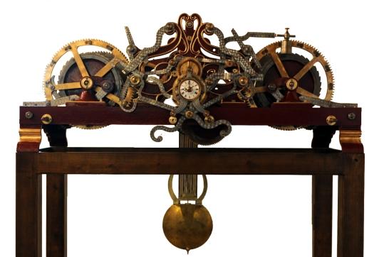 Reloj catedral museo